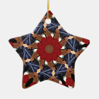 Persian Dreamcatcher Christmas Tree Ornament