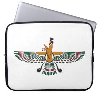 Persian Farohar Laptop Sleeve