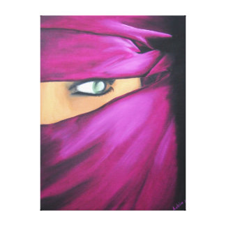 Persian Glow Canvas Print