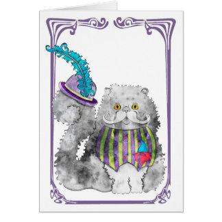 Persian Greeting Card