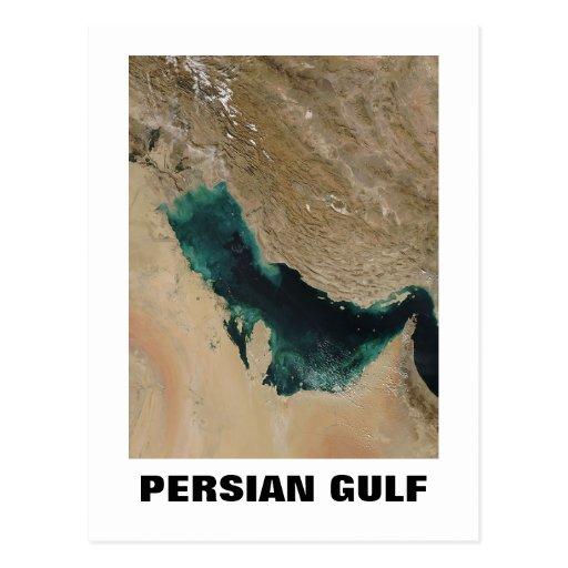 Persian Gulf Post Card