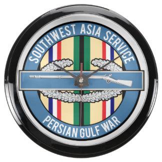 Persian Gulf War CIB Aquavista Clock