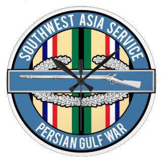 Persian Gulf War CIB Wallclock