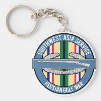 Persian Gulf War CIB Key Chain