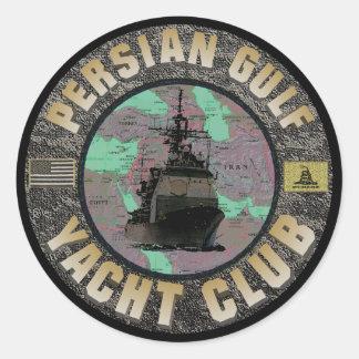Persian Gulf Yacht Club Stickers