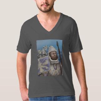 Persian Heritage - Warrior of Ancient Persia T-Shirt