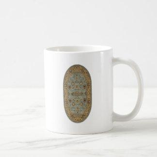 PERSIAN INTRICATE DESIGN COFFEE MUG