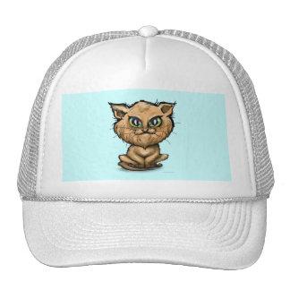 Persian Kitten Trucker Hat
