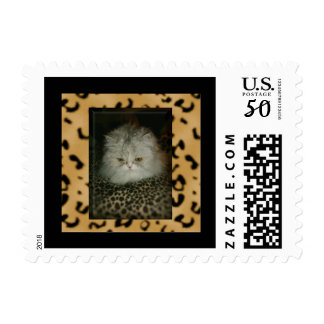 Persian Kitty Postage