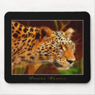 Persian Leopard Gift Series Mouse Mats