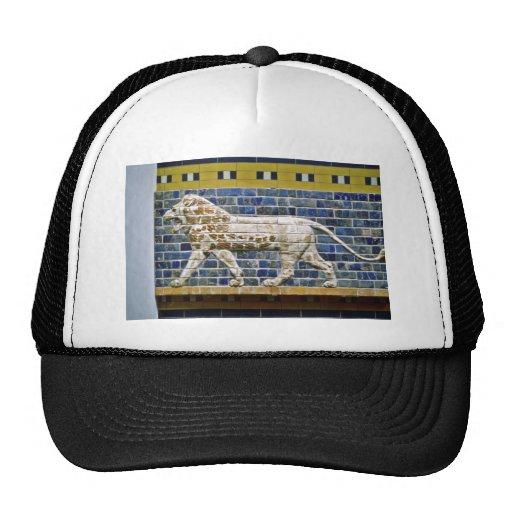 Persian Lion - Glazed Brick, Istanbul Hats