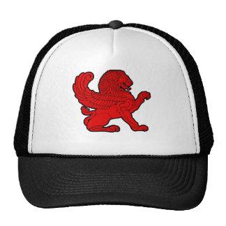 persian lion trucker hat