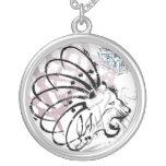 Persian Lion necklace