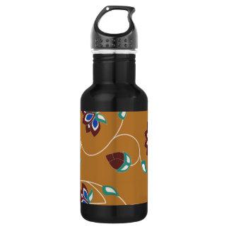 Persian Lotus Aluminum 16oz Water Bottle