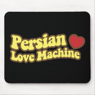 Persian Love Machine Mouse Pad