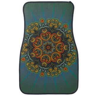 Persian Mandala Floor Mat