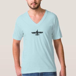 Persian Man's V-neck T-Shirt