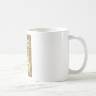 PERSIAN MELLOW DESIGN COFFEE MUG