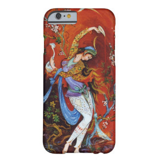 Persian Miniature Dancing Nymph Barely There iPhone 6 Case