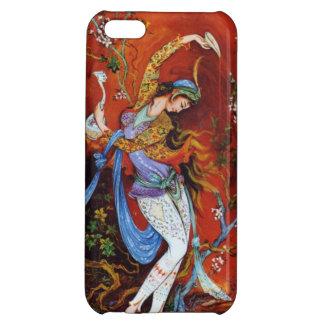 Persian Miniature Dancing Nymph iPhone 5C Covers