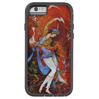 Persian Miniature Dancing Nymph Tough Xtreme iPhone 6 Case