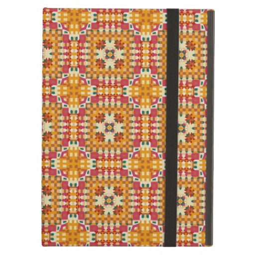 Persian Mosaic Style Contemporary Pattern Case For iPad Air