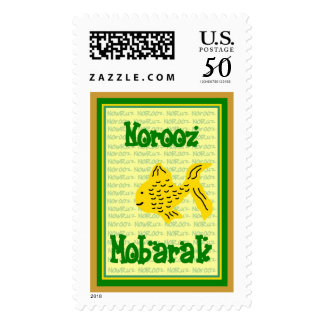 Persian New Year - Happy Norooz Postage