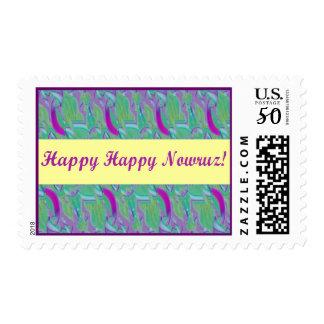 Persian New Year Happy Nowruz Postage