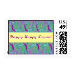 Persian New Year Happy Nowruz Postage Stamps