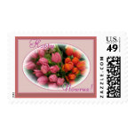 Persian New Year - Happy Nowruz Tulips Postage Stamps