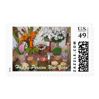 Persian New Year Stamp