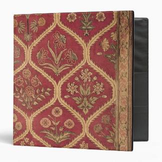 Persian or Turkish carpet, 16th/17th century (wool 3 Ring Binder
