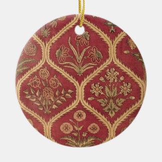 Persian or Turkish carpet, 16th/17th century (wool Ceramic Ornament