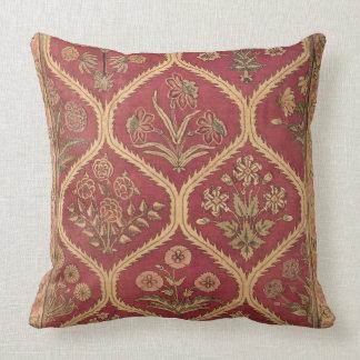 Persian or Turkish carpet, 16th/17th century (wool Throw Pillows