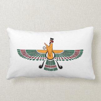 Persian Pillow (farvahar)