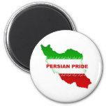 Persian Pride Fridge Magnets