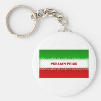 Persian Pride Keychain