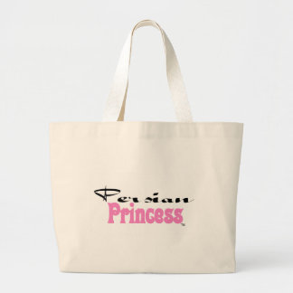 Persian Princess Canvas Bags
