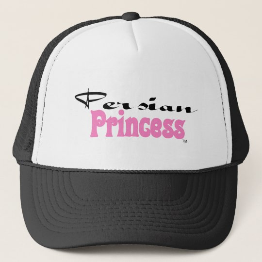 Persian Princess Trucker Hat