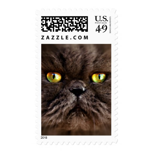 Persian Pussy Stamp