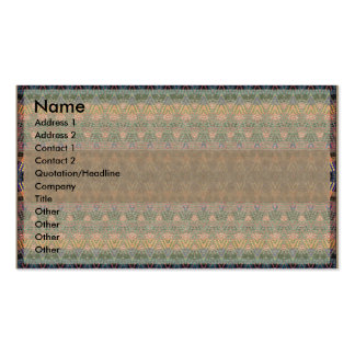 Persian Rug Standard Card Double-Sided Standard Business Cards (Pack Of 100)