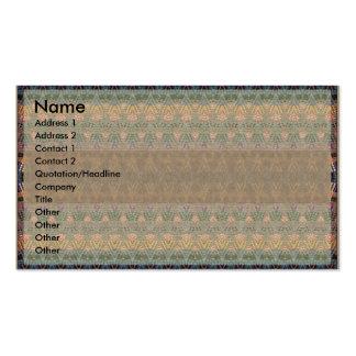 Persian Rug Standard Card Business Card