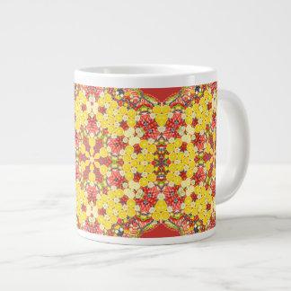 Persian style large coffee mug