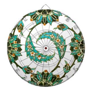 Persian Swirl Dartboard