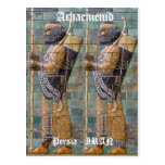Persian Warrior Post Card