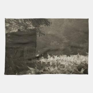 Persianas de los ciervos toallas de cocina