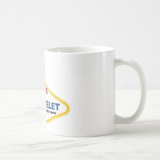 Persiga la mercancía de la pulsera tazas de café