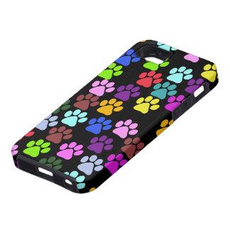 Persiga las patas, rastros, Pata-impresiones - iPhone 5 Cobertura