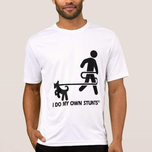 Persiga mis propios trucos camiseta