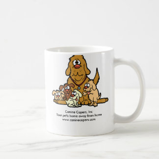 Persiga sentarse/el artículo promocional de la taz tazas de café
